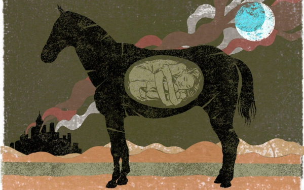 Tell, don't show, edition 11: The Mare by Mary Gaitskill